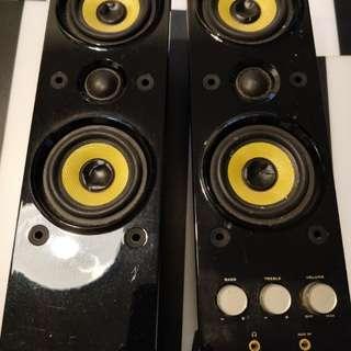 Creative GigaWorks T40 Series II (2.0) Multimedia Speakers