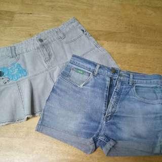 pants/ skirt re-price