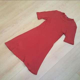 Zara Trafaluc Fall Winter Collection CNY Dress