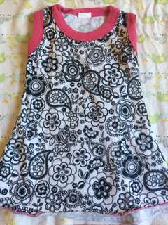 Dress kutung bayi