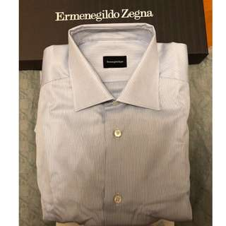 Ermenegildo Zegna Men's Shirt 100% New