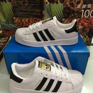 Superstar addidas shoes unisex