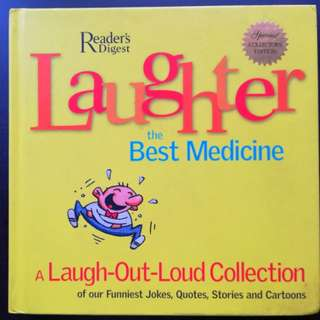 Laughter the best medicine compilation book