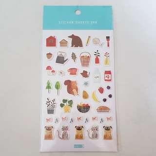 Stickers Kikki. K