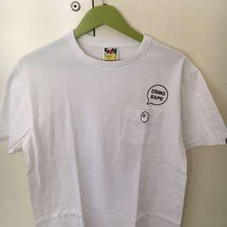 Bathing Ape x Dover Street Market Ginza T shirt size L