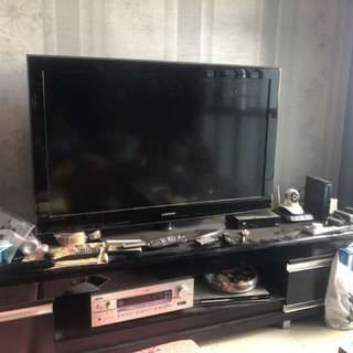 "Samsung full hd 55"" LCD tv for sale"