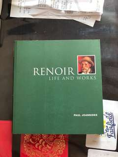 Renoir Life and Works