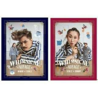 張敬軒 王菀之 The Whimsical Voyage CD