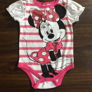 Disney Baby Minnie Mouse Onesies