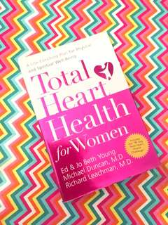 Charity Sale! Total Heart Health for Women by Ed and Jo Beth Young