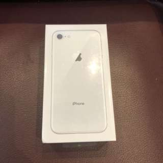 Apple iPhone 8 silver 256gb