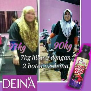 Authentic Jus Deina NO 1