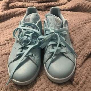 Adidas Blue Stan smiths