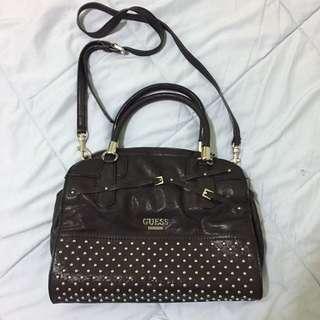 Guess cross body purse