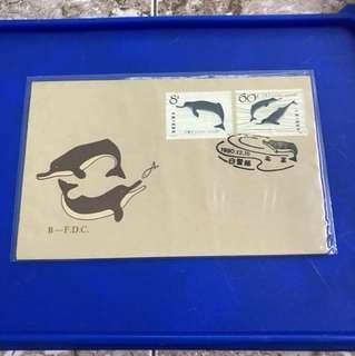 China stamp 1980 T57 B-FDC