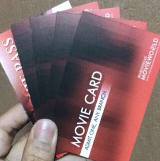 ROBINSONS MOVIE TICKET PASS