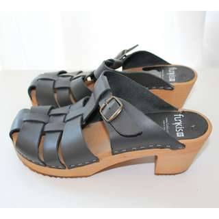 Funkis Clogs/Wedges