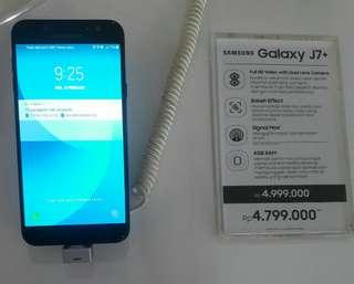 Samsung Galaxy J7 Plus Bisa Kredit Proses 3 Menit*