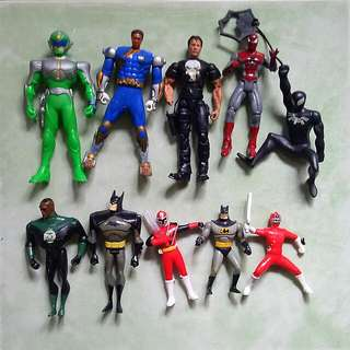 Vintage Action Toys
