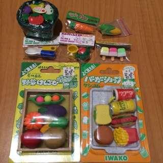日本製 擦膠