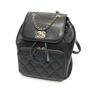 Authentic Chanel Affinity Backpack
