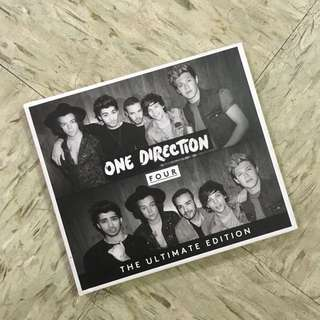 FOUR - One Direction Ultimate Edition