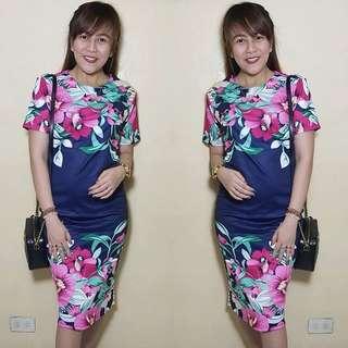 Korean Bodycon Dress