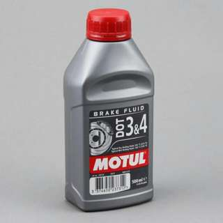 Motul DOT 3&4 Brake Fluid - 500ml (BRAND NEW)