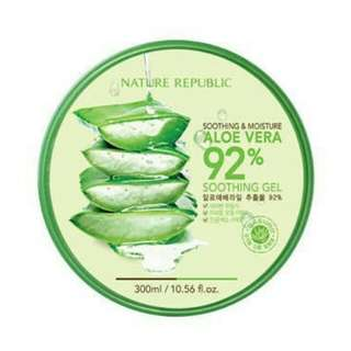 Nature Republik Aloe Vera Shooting Gel