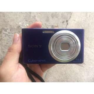SONY DIGITAL CAMERA DSC-W610