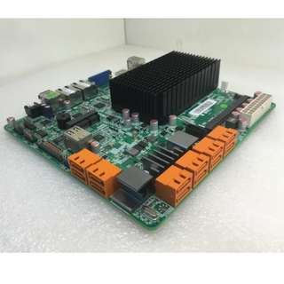 12 Port SATA, NAS Motherboard mini-itx, Intel J1900 - Pre-order