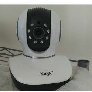 IP Cam EasyN test before buying.  室內無線網絡攝影機