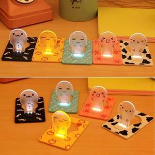Lampu tidur / lampu hias LED lucu