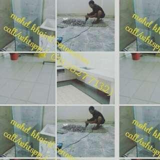 Renovation dan plumbing