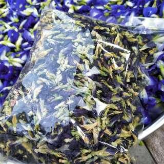 FRESH Butterfly Pea Flower ! 100% natural TEA