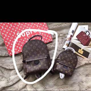 Louis Vuitton spring backpack
