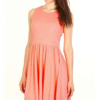 PRICE RE DUCED!! Cotton On Neon Pink Dress