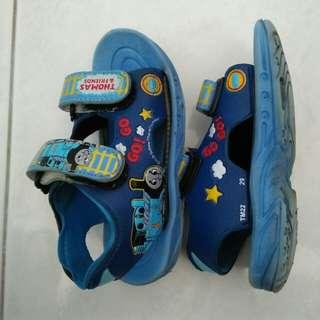 Thomas and Friends sandal (shoes) #bajet20