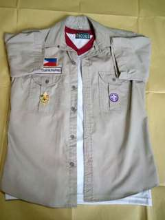 BSP Polo and Shirt