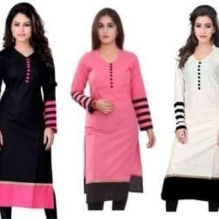 Sarvam fashion Women's Cotton Kurti