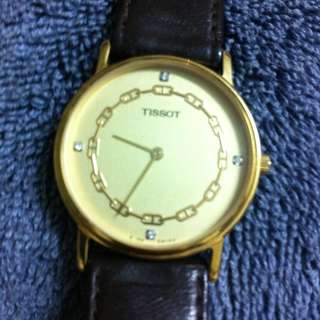 LADIES TISSOT WATCH