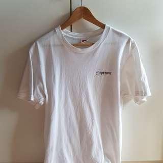 Supreme slayer tee shirt