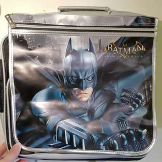 Kids Batman School Backpack