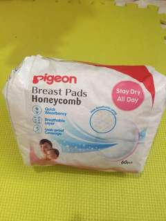 Pigeon Breastpads