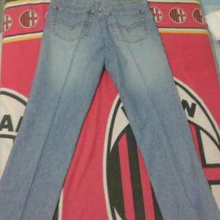 Nevada jeans overwashed