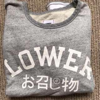 Women's Size M Lower sweatshirt