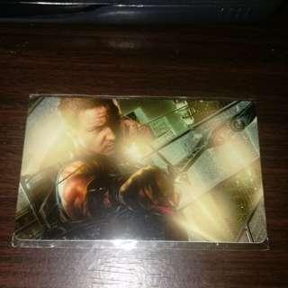 Hawkeye ezlink card sticker free postage