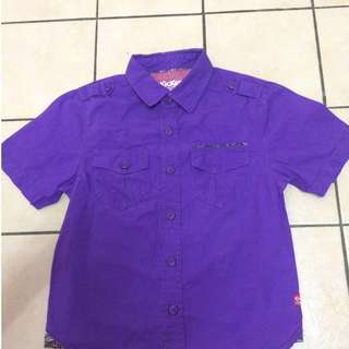 Kickers boy shirt