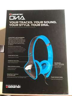 Headphones Monster DNA