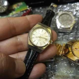 Polek winding women watch